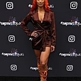 BIA at Instagram's 2020 Grammy Luncheon in LA