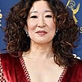 Sandra Oh in 2018