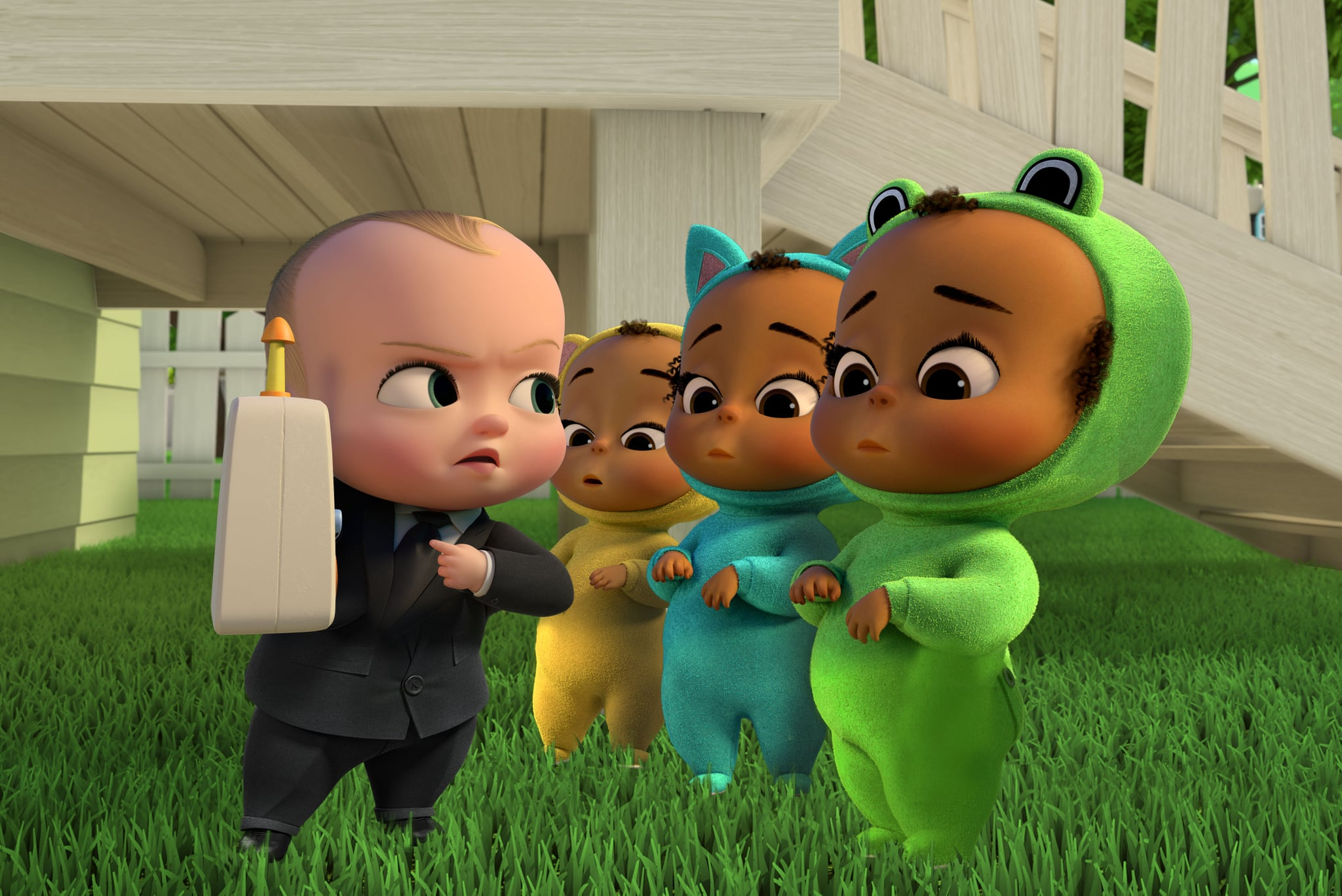 The Boss Baby Back In Business So Many Series To Queue The 46 Shows Your Kids Should Watch On Netflix In 2020 Popsugar Family Photo 28