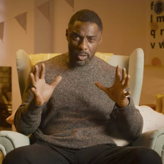 Idris Elba Reads Bedtime Stories