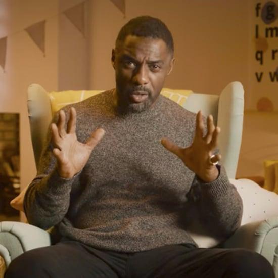 Idris Elba Reads Bedtime Stories
