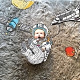 """""""I'm outta this world! #24weeks"""""""