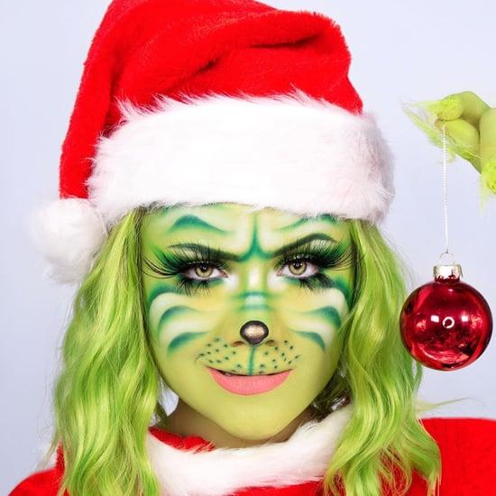 TikTok 12 Days of Christmas Makeup Looks Trend