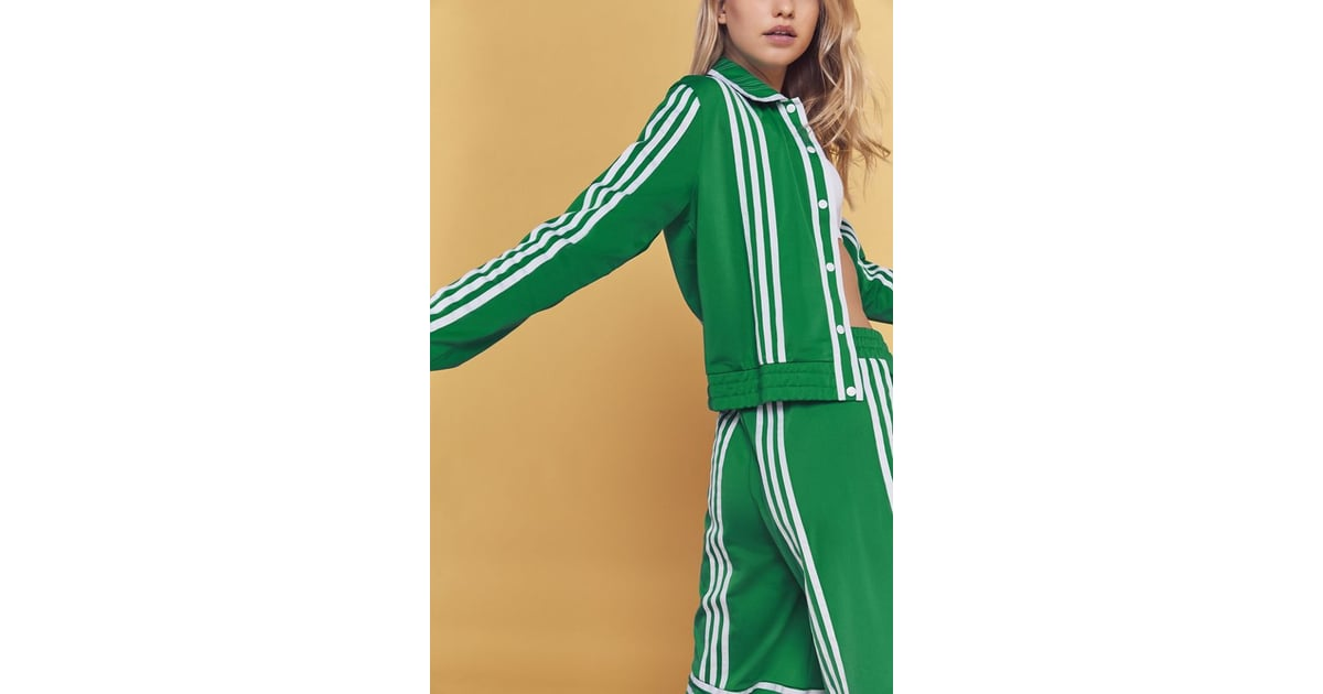 newest collection f5349 8edfb Adidas Originals By Ji Won Choi 3-Stripe Snap Button Track Jacket   Adidas  x Ji Won Choi at Urban Outfitters   POPSUGAR Fashion Photo 7