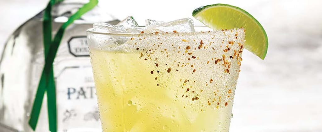 Chili's January Margarita of the Month Is a $5 Patron Marg!