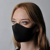 Superdrug Fabric Face Covering in Black