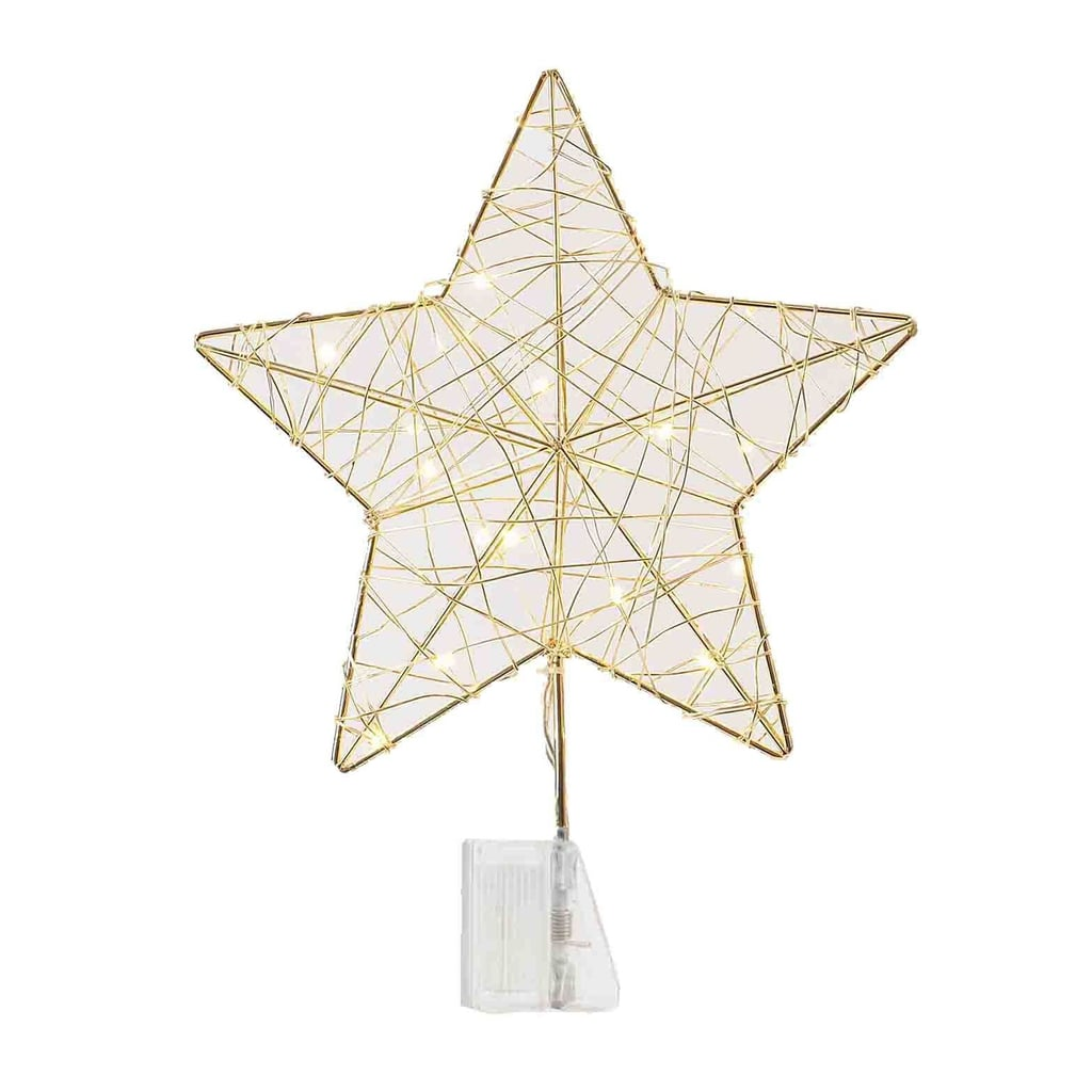 Gold Tree Topper