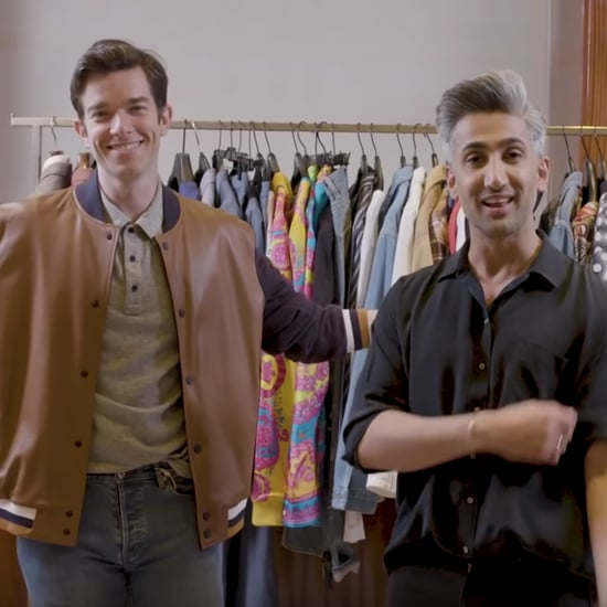 Tan France and John Mulaney on Netflix's Dressing Funny