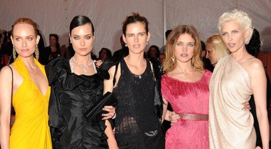 The Met's Costume Institute Gala: The Models