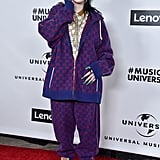 Billie Eilish at the 2020 Universal Grammys Afterparty