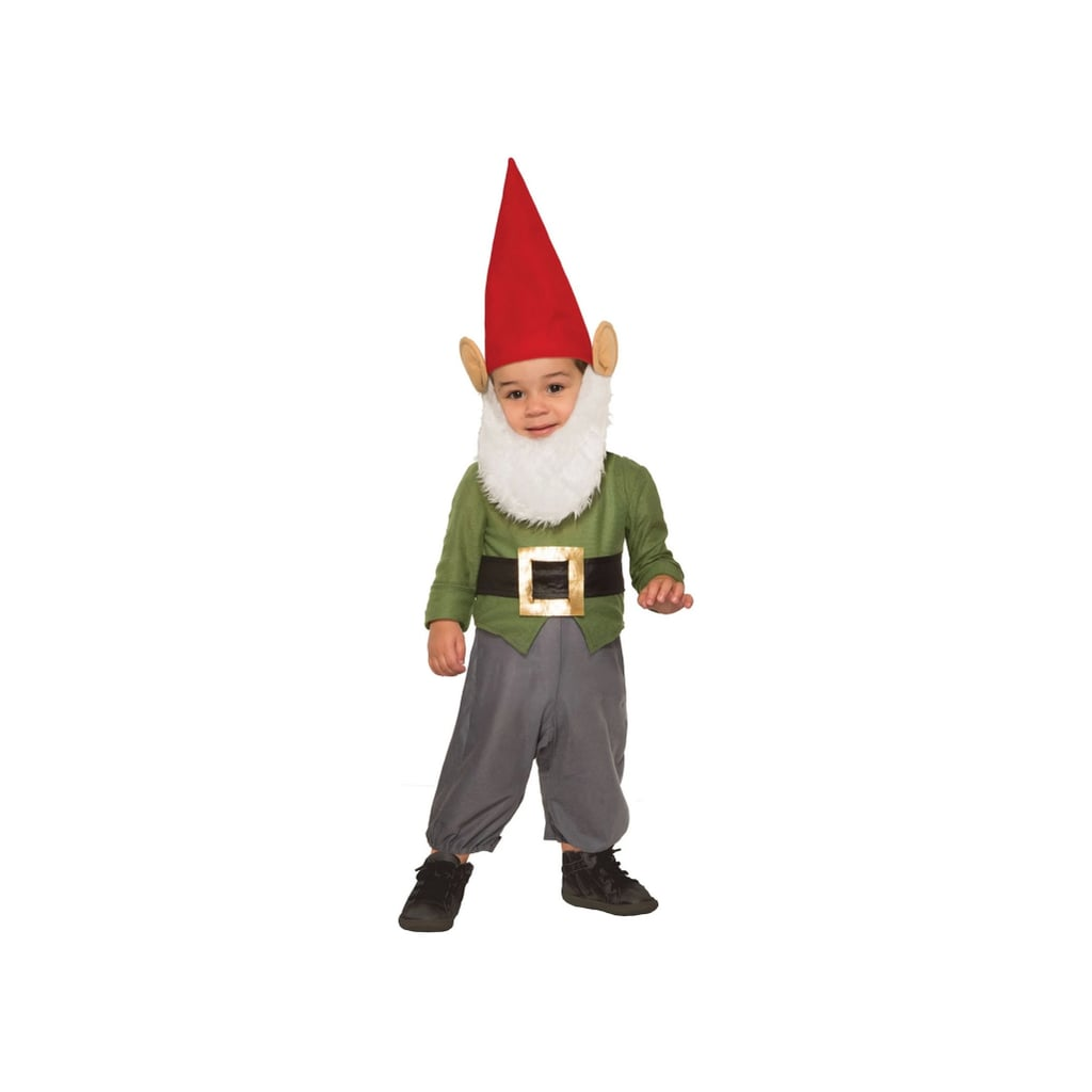 Toddler Girls' Garden Gnome Halloween Costume