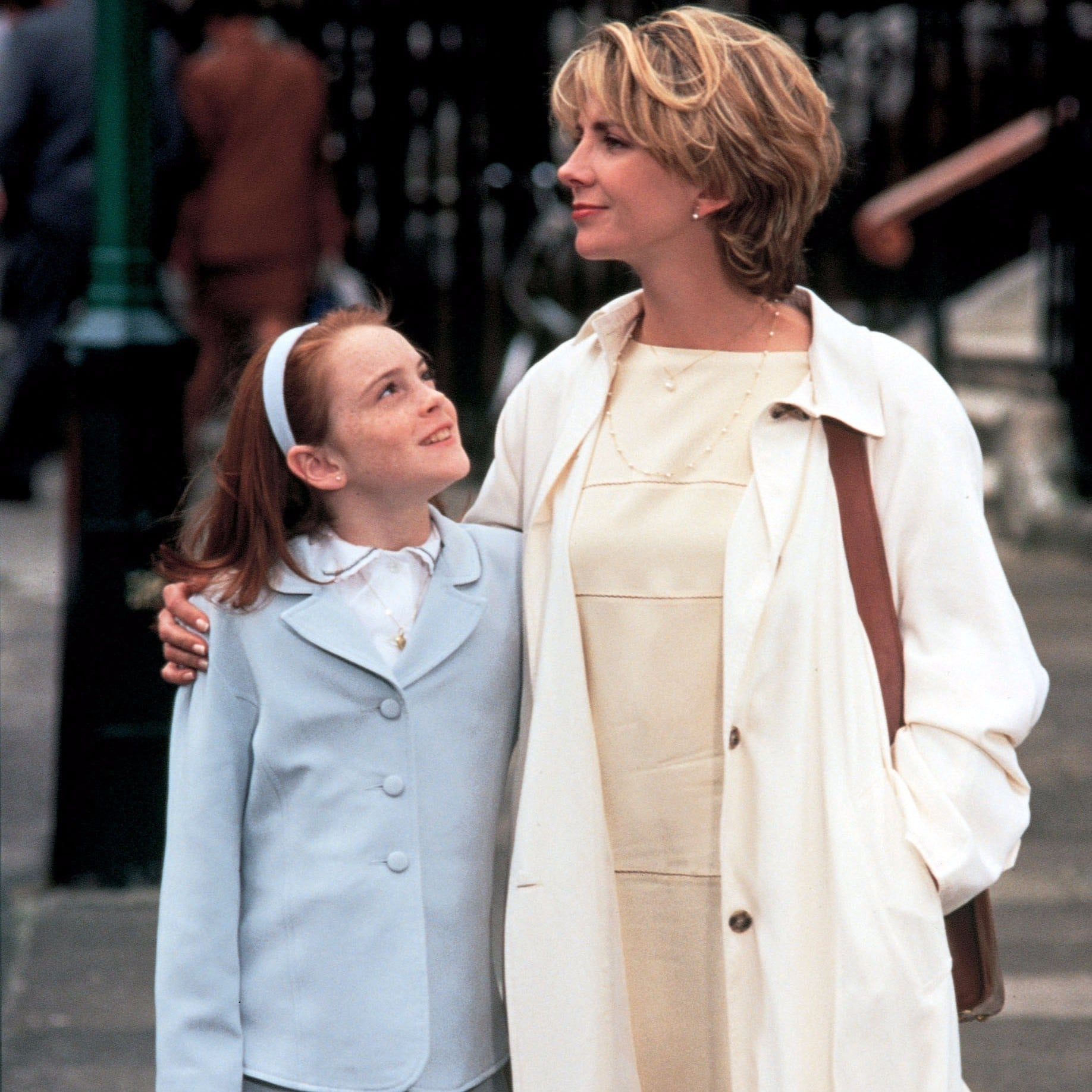 The Parent Trap Style Pictures Popsugar Fashion