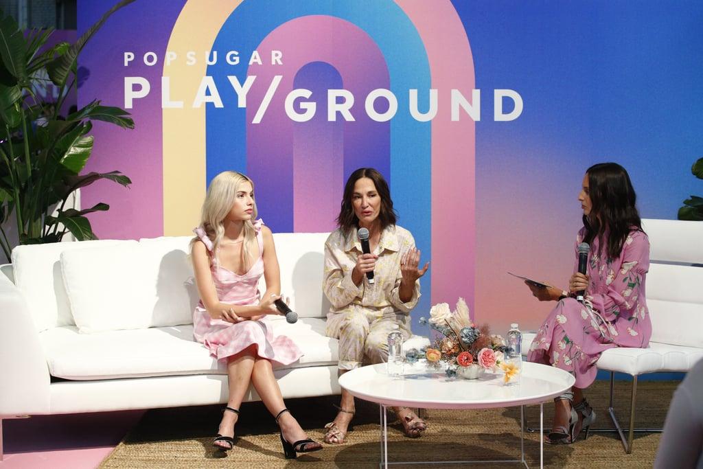 Cynthia Rowley at POPSUGAR Play/Ground