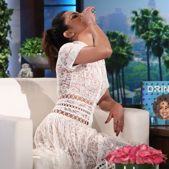 Priyanka Chopra on The Ellen DeGeneres Show October 2016
