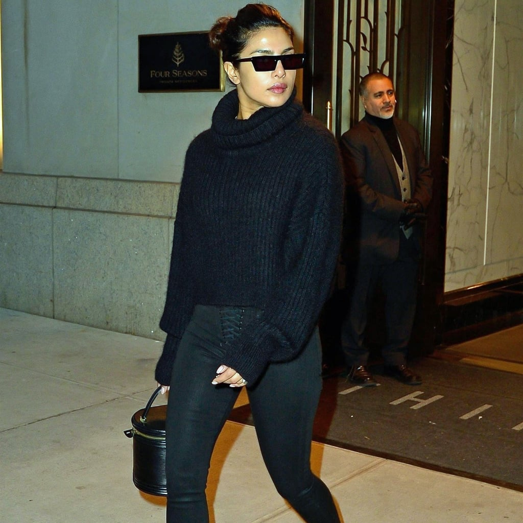 Priyanka Chopra Fendi Heels | POPSUGAR
