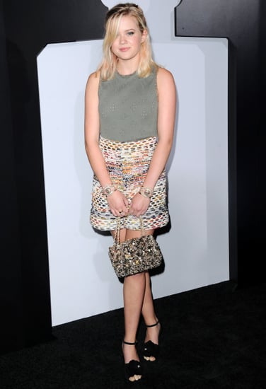 Reese's Mini-Me! Ava Phillippe, 17, Makes Solo Red Carpet Debut at Chanel Event in Paris