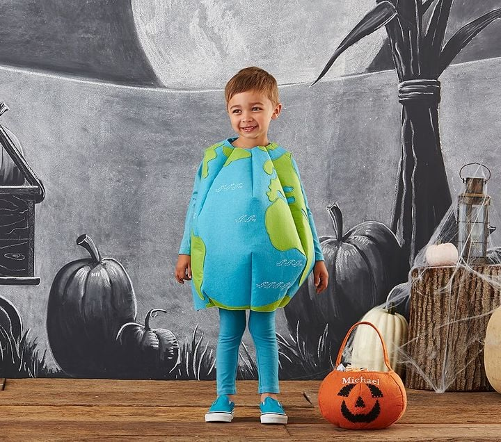 Puffy Globe Costume