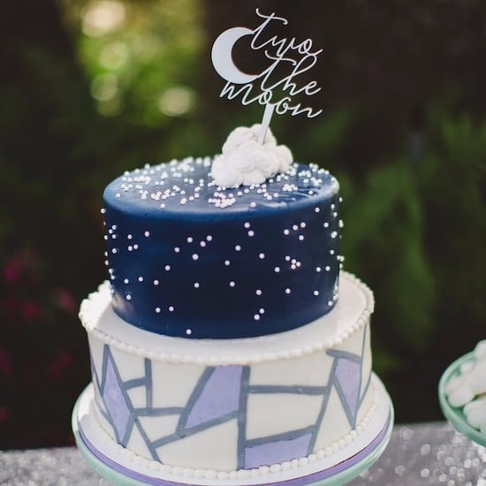 Moon Ideas For Kid's Birthday Party Theme