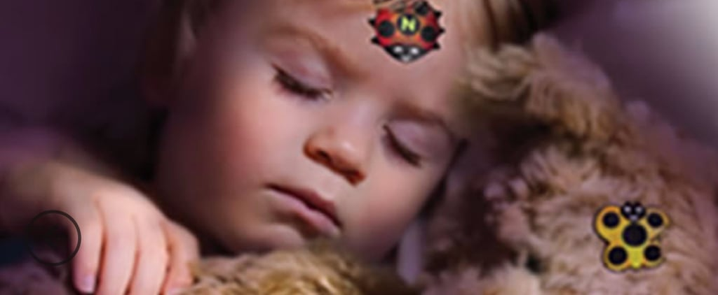 Fever Stickers For Sick Children