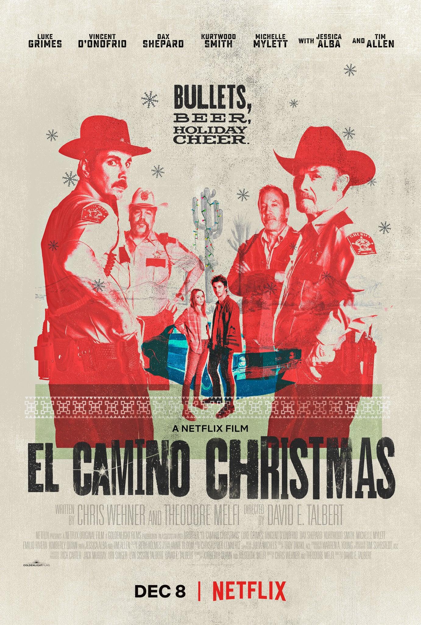 El Camino Christmas (2019) El Camino Christmas | Jingle All the Way to the Holidays With