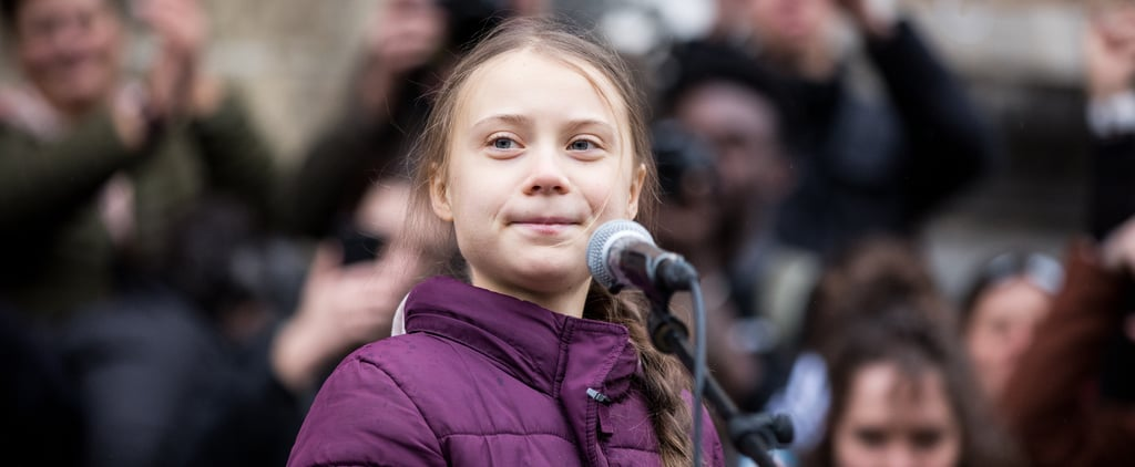 Greta Thunberg Trolls Donald Trump as He Leaves White House
