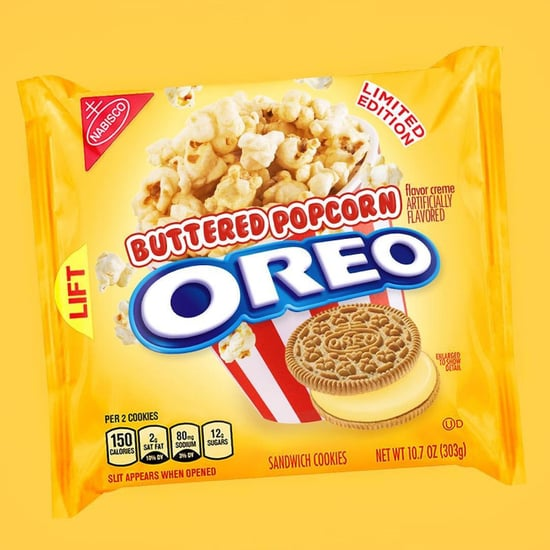 Buttered Popcorn Oreos 2019