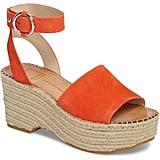 Dolce Vita Lesly Espadrille Platform Sandals