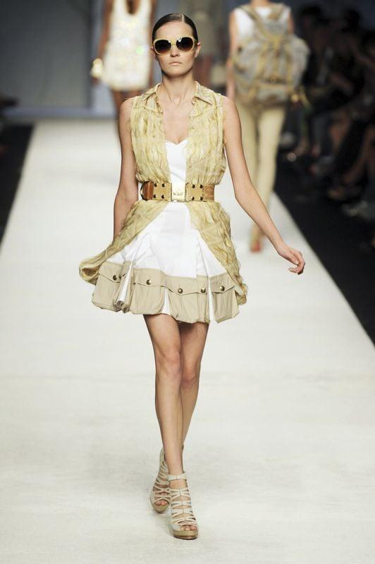 Milan Fashion Week: Frankie Morello Spring 2009