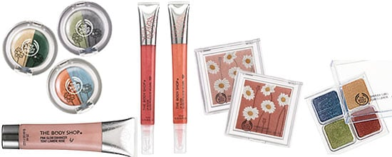 The Body Shop Spring Bloom Makeup Collection