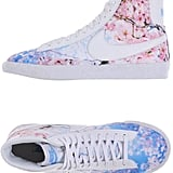 These cherry blossom Nike Sneakers ($103) also come in a cool high-top version.