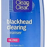 Clean and Clear Clean & Clear Blackhead Clearing Cleanser