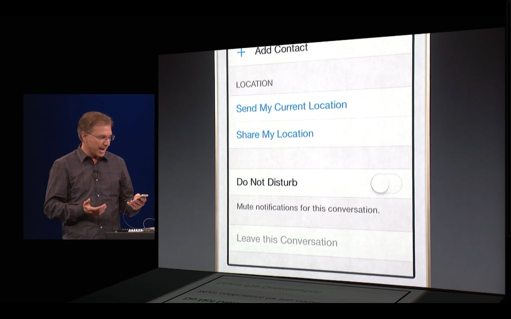 """Enabling """"Do Not Disturb"""" For Group Texts"""