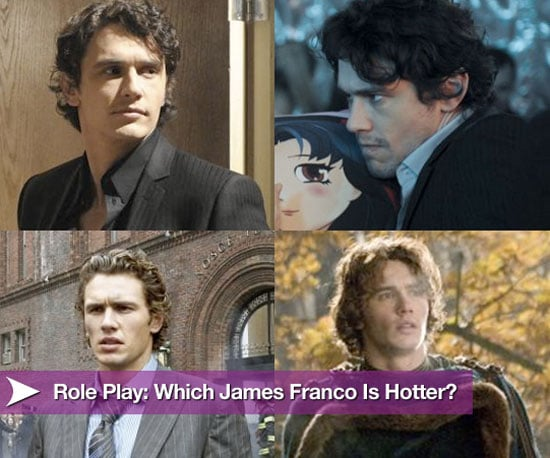 Sugar Shout Out: Which James Franco Is Hotter?