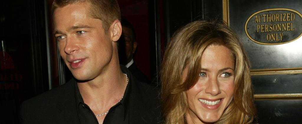 Brad Pitt and Jennifer Aniston's Relationship Timeline