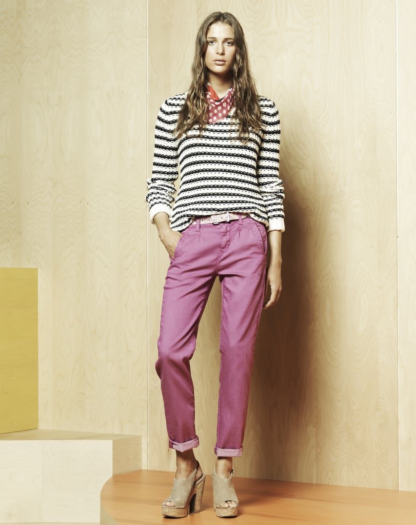 Gap Fall 2012 Fashion Collection forecasting