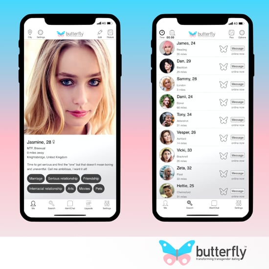 How to Use Butterfly, the New Transgender Dating App