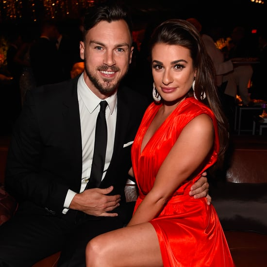 Lea Michele and Matthew Paetz Break Up 2016
