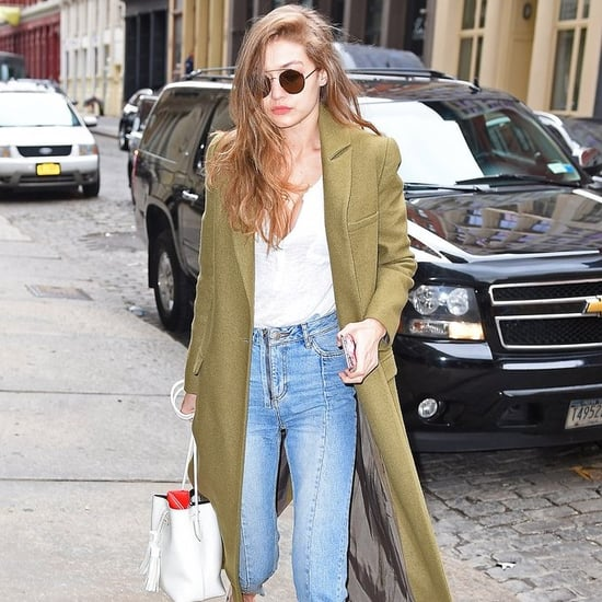 Gigi Hadid's Fall Outfits