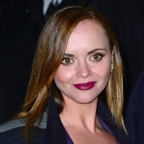 Christina Ricci Designs a Makeup Bag For Make Up For Ever