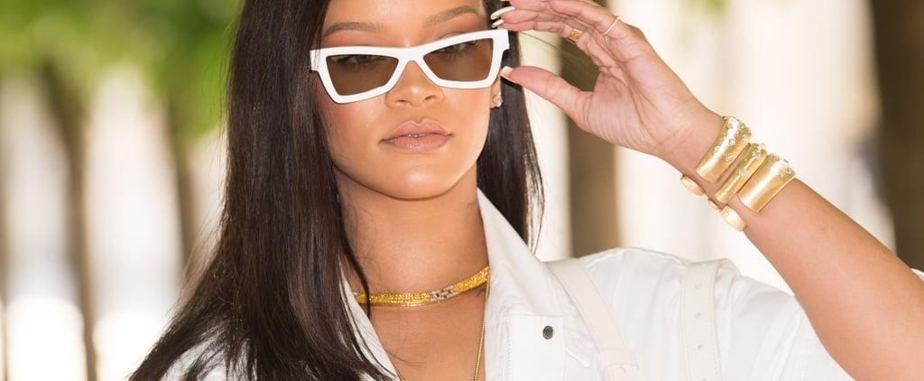 Rihanna Helps Makeup Artist Get Her Luggage Back
