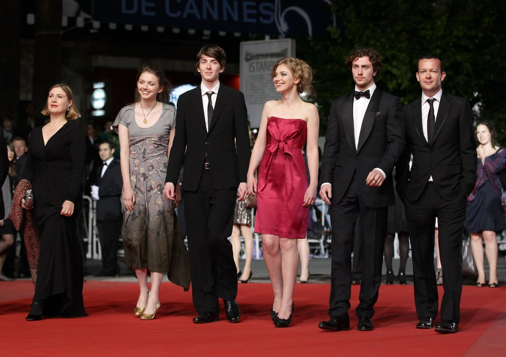 Pictures from 2010 Cannes Film Festival Red Carpet