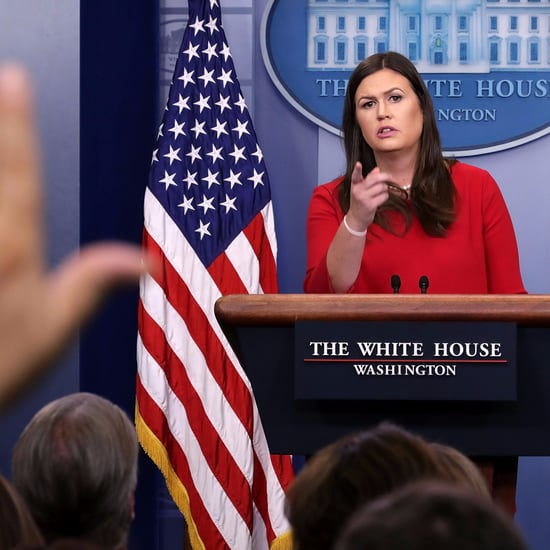 Sarah Huckabee Sanders Compares Her Children to Press Corps