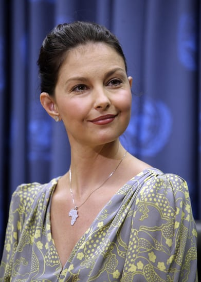 Ashley Judd Speaks Up For Victims of Human Trafficking