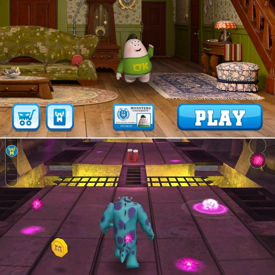 monster university download game