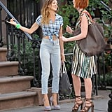 Photos of Sex and the City 2 Plus SJP's Twins