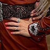 Miranda Lambert Engagement Ring