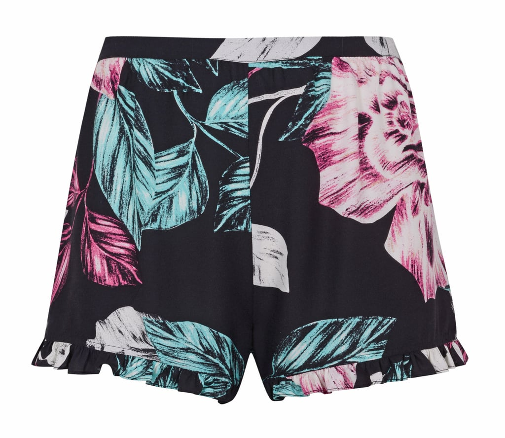 Kendall + Kylie Floral Print Shorts