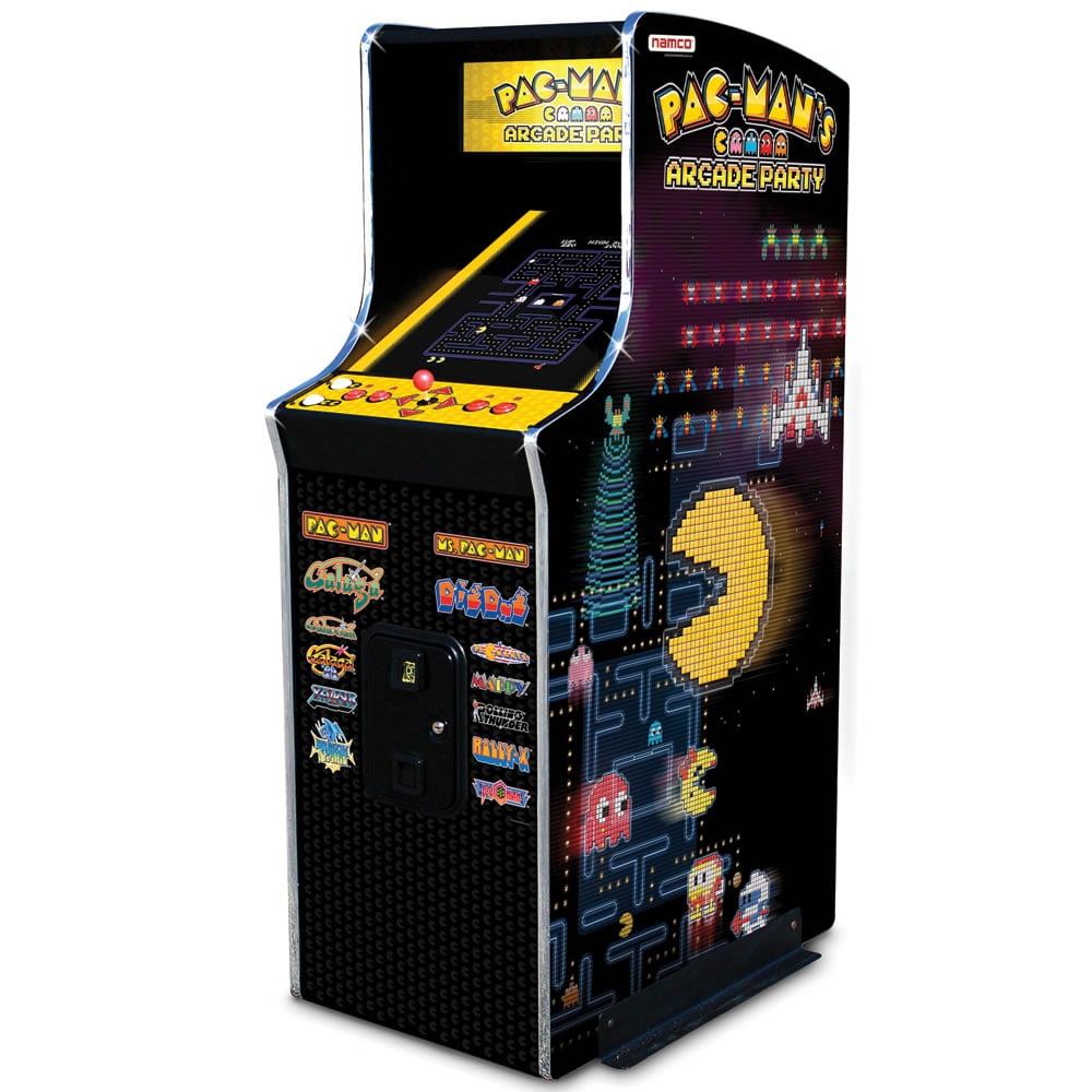 The 30th Anniversary Authentic Pac-Man Arcade Game
