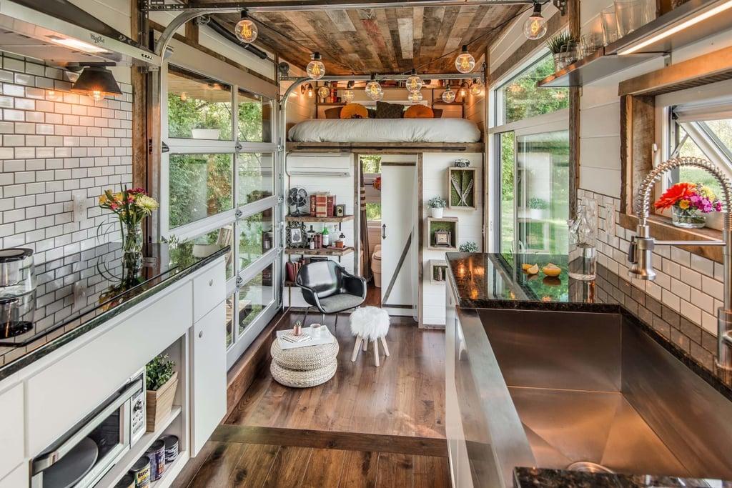 alpha tiny homes where to buy a tiny house popsugar home photo 4. Black Bedroom Furniture Sets. Home Design Ideas