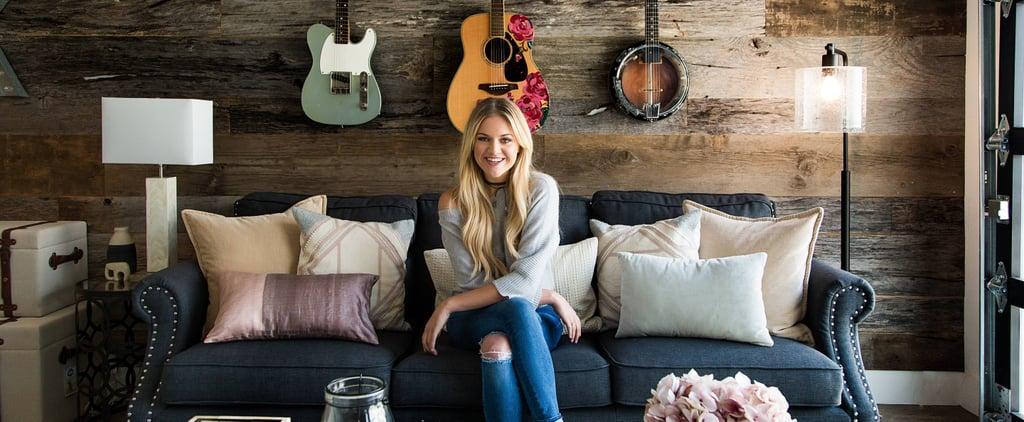 Grammy Awards Star Kelsea Ballerini Invites Us Into Her Gorgeous Nashville Home